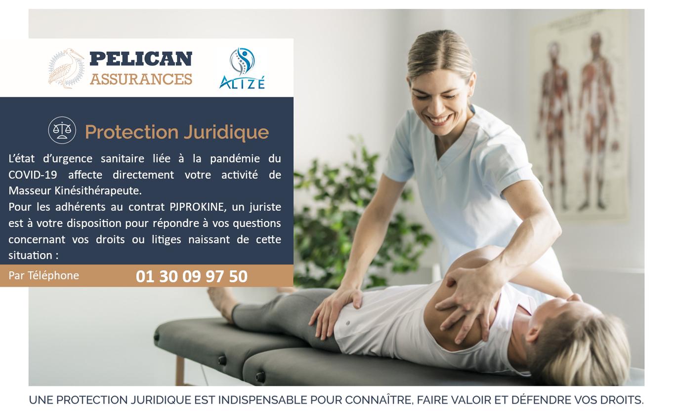 Assistance juridique PJPROKINE Urgence COVID-19